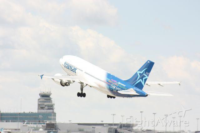 Airbus A310 (C-GTSF)