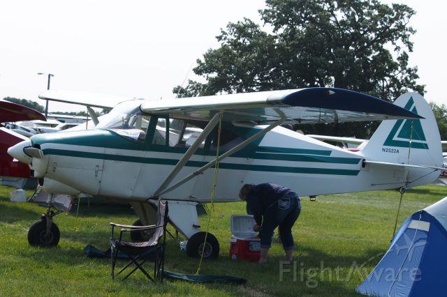 Piper PA-22 Tri-Pacer (N2522A)