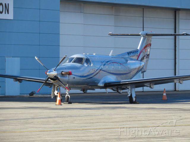 Pilatus PC-12 (N539PE)