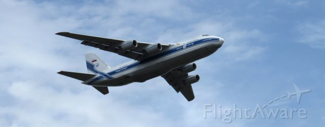 Antonov An-124 Ruslan (RA-82044) - Taken October 22, 2013