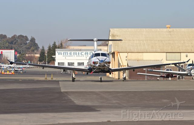Pilatus PC-12 (N125BP)