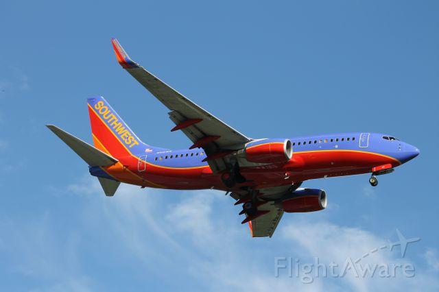 Boeing 737-700 (N416WN)