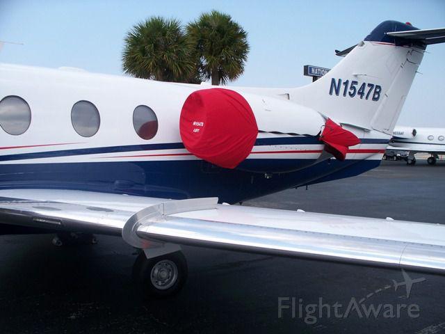 Beechcraft Beechjet (N1547B)