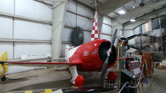 NR2100 — - Replica of the Granville brothers R-1 from Springfield Massachusetts