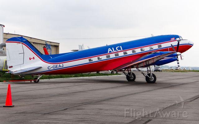 Douglas DC-3 (turbine) (C-GEAJ)