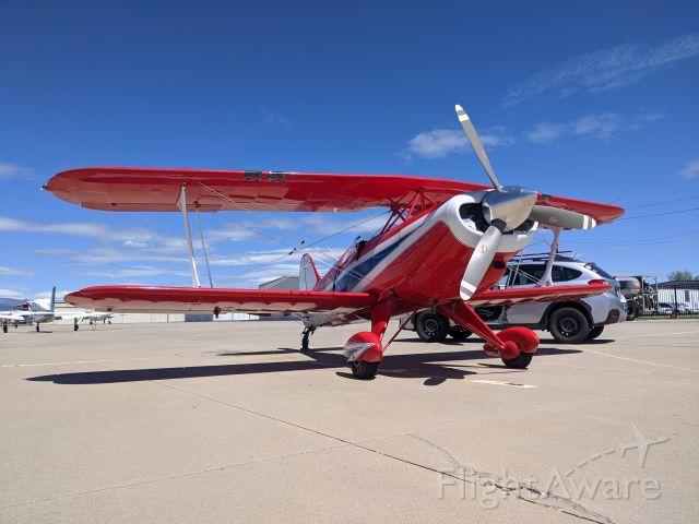 N23JG — - Skybolt 540