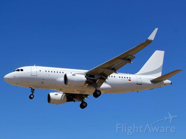 Airbus A319 (D-ALEX) - 13 jul 2016 landing rwy 31