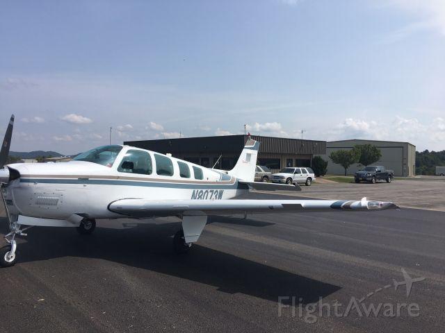 Beechcraft Bonanza (36) (N8073W) - Bowman field