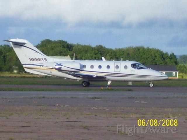 Beechcraft Beechjet (N686TR)