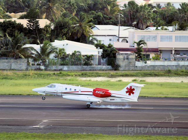 Learjet 35 (N41GJ)