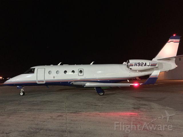 IAI Gulfstream G150 (N92AJ)