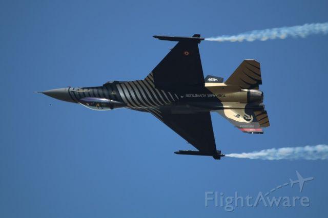 "Lockheed F-16 Fighting Falcon — - SOLOTURK DEMO TEAM. IZMIR DEMO SHOW TURKIYE.. U CAN FOLLOW TO SOLOTURK FROM HERE <a rel=""nofollow"" href=""http://www.soloturk.tsk.tr/tr-tr/"">https://www.soloturk.tsk.tr/tr-tr/</a>"