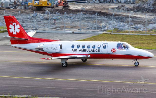 Cessna Citation V (SE-RLT)