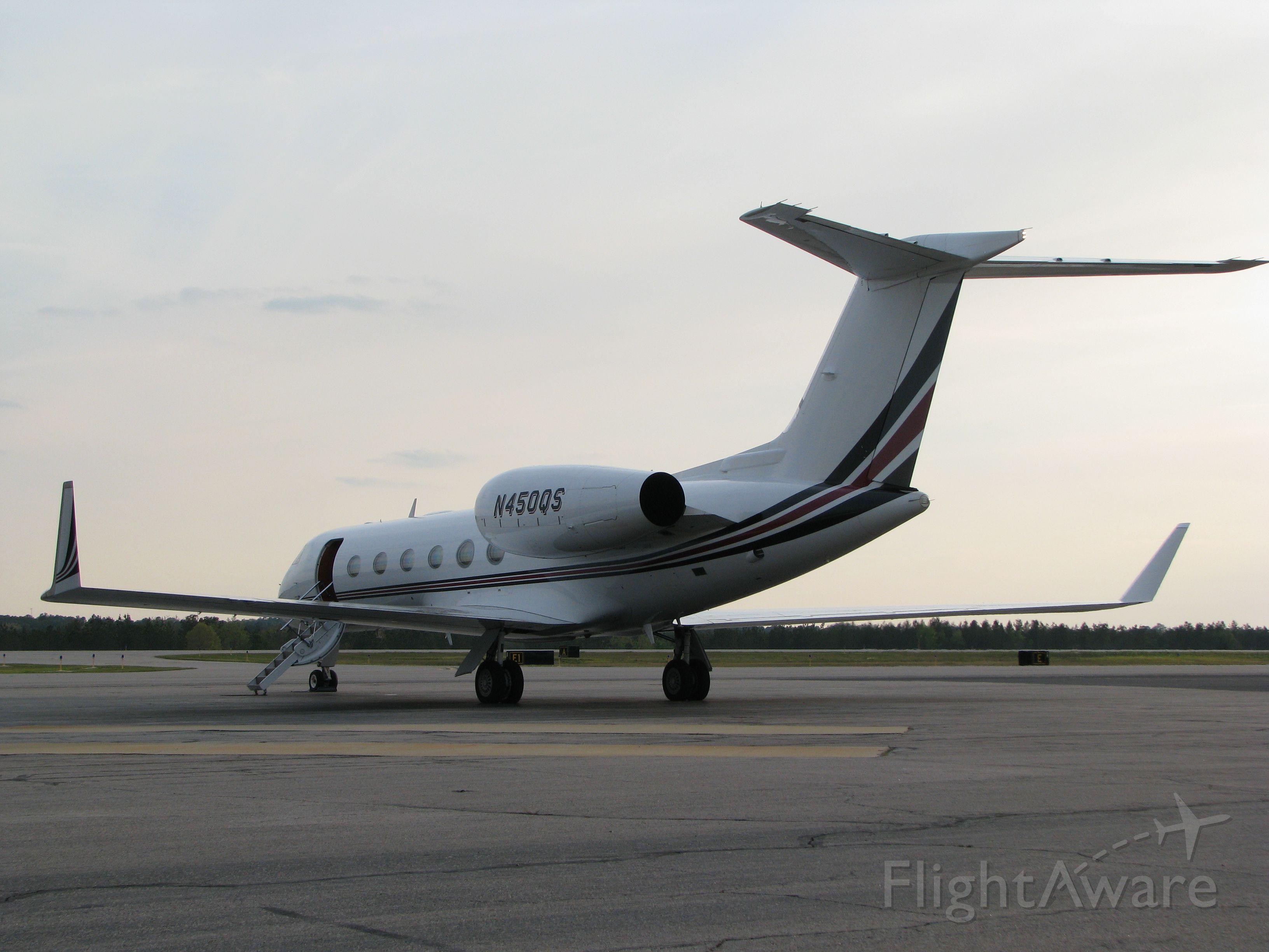 Gulfstream Aerospace Gulfstream IV (N450QS) - Gulfstream Aerospace Gulfstream IV