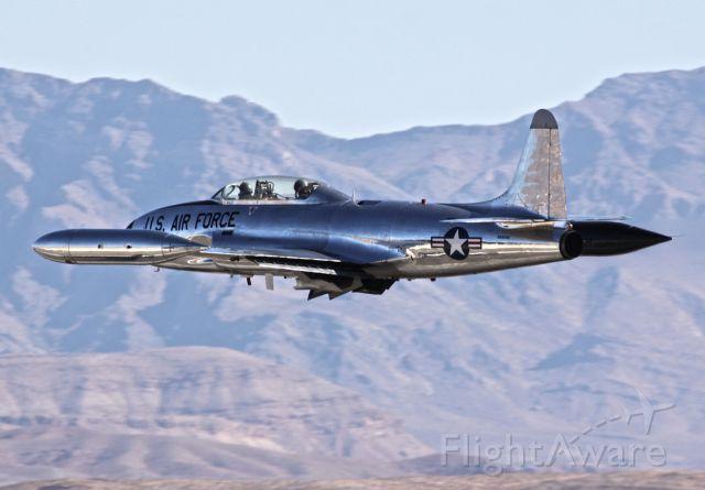Lockheed T-33 Shooting Star (N84TB)