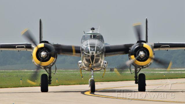 North American TB-25 Mitchell (N3774) - Yankee Air Museum