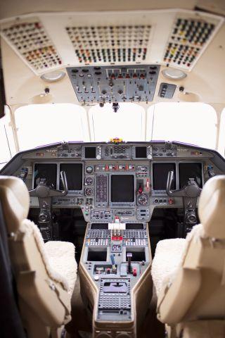Dassault Falcon 900 (N900LC)