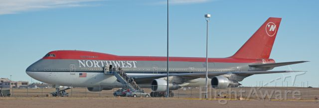 Boeing 747-200 — - Northwest Chartering US Troops to an undisclosed location