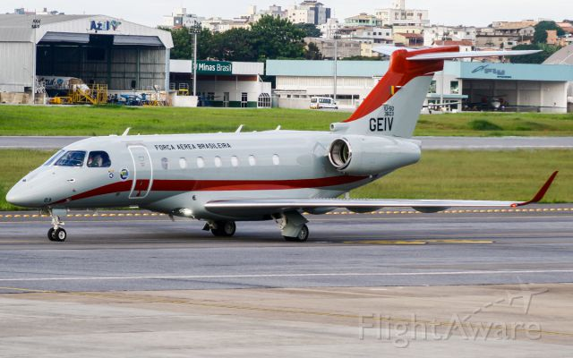 Embraer Legacy 550 (FAB3603)