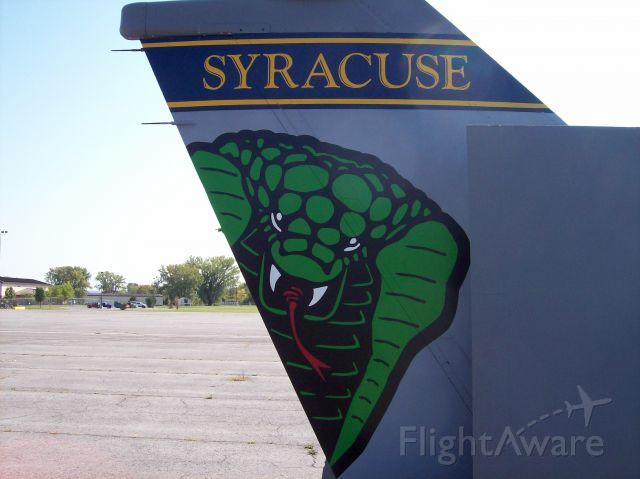 Lockheed F-16 Fighting Falcon (UNK) - KODAK EASYSHARE C643 ZOOM DIGITAL CAMERA / Syracuse ANGB.