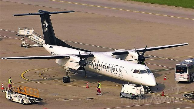 de Havilland Dash 8-400 (OE-LGR)