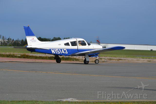 Piper Cherokee (N15143)