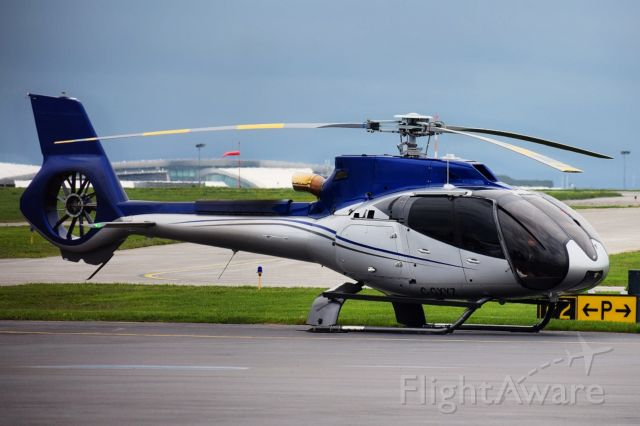 Eurocopter EC-130 (C-GXYZ) - Year: 2019<br />Make: Eurocopter<br />Model: EC-130T2<br />Opby: Great Lakes Heli<br /><br />** First Photos of C-GXYZ on FlightAware **
