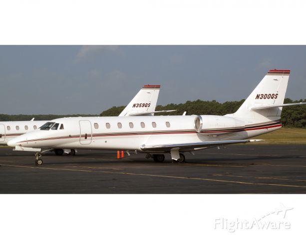 Cessna Citation Sovereign (N300QS)