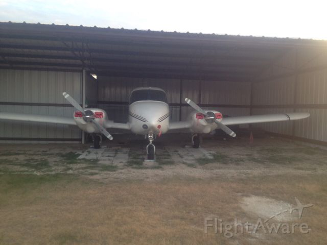 Piper Apache (N1344P) - 5 Jan 2017