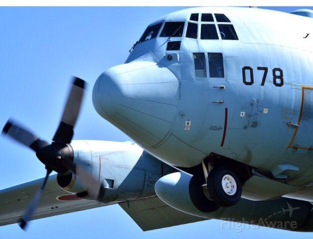 Lockheed C-130 Hercules (078)
