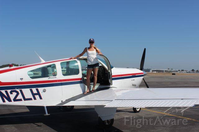 Beechcraft Bonanza (33) (N2LH) - KSNA