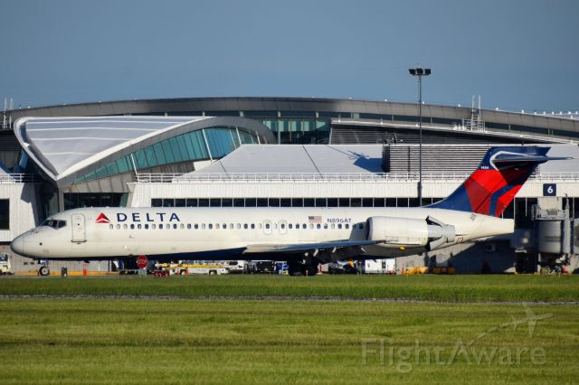 Boeing 717-200 (N896AT) - Delta Air Lines Boeing 717-200 arriving into Buffalo (BUF) from Atlanta (ATL) on June 15th 2020