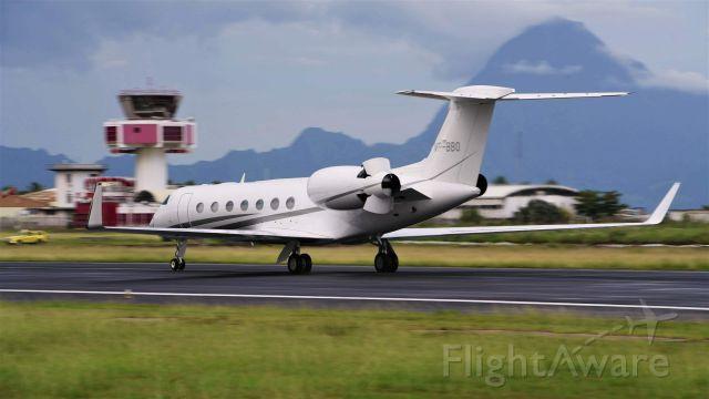 Gulfstream Aerospace Gulfstream V (VP-BBO)