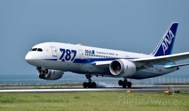 Boeing 787-8 (JA821A)