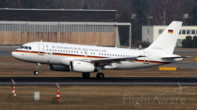 Airbus A319 (GAF1501)