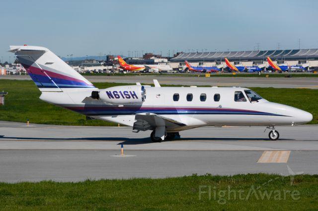 Cessna Citation CJ1 (N61SH)