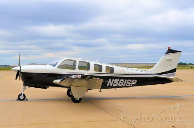 Beechcraft Bonanza (36) (N561SP)