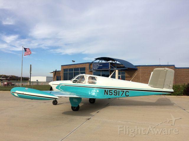 Beechcraft 35 Bonanza (N5917C)
