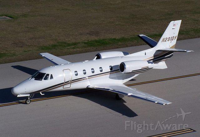 Cessna Citation Excel/XLS (N291DV)