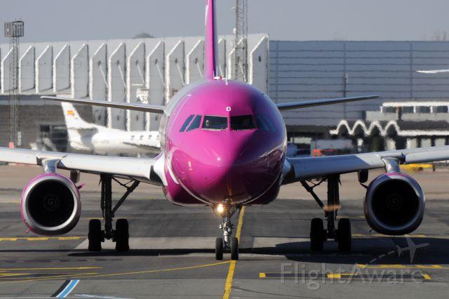 Airbus A320 (TF-BRO) - WW903 Copenhagen (CPH) - Reykjavik (KEF)