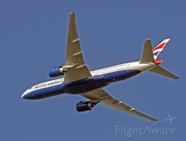 Boeing 777-200 (GV11X) - Wish I was on it.