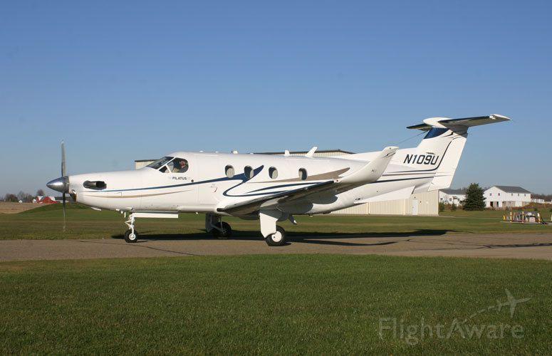 Pilatus PC-12 (N109U)
