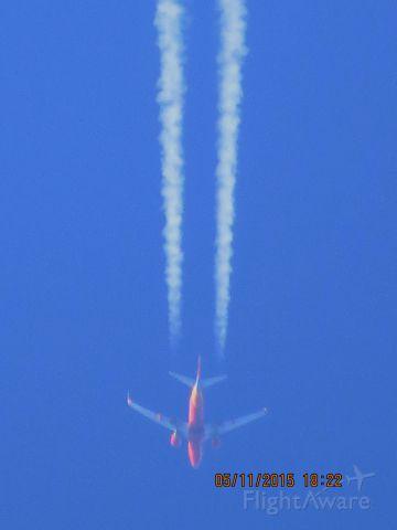 Boeing 737-700 (N207WN)