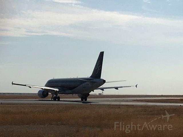 Airbus A320 (JA09MC)