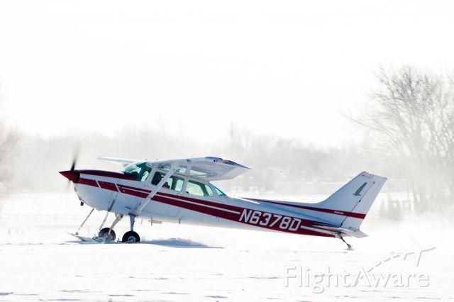 Cessna Skyhawk (N6378D)