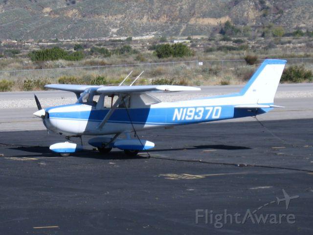 Cessna Commuter (N19370) - At Redlands Muni