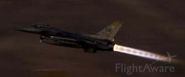 — — - Afterburners in action