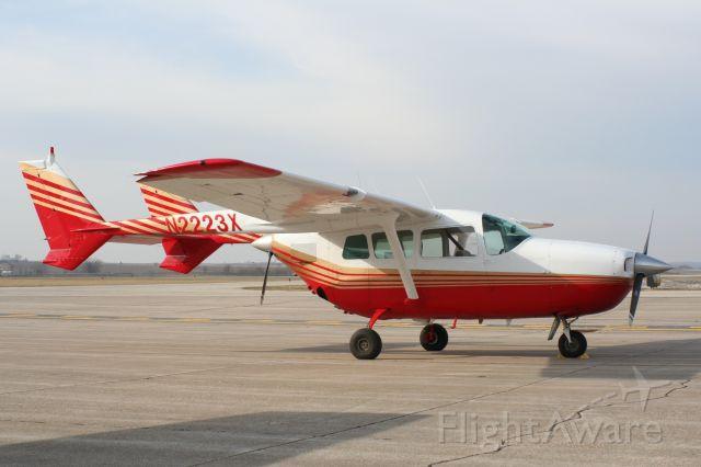 Cessna Super Skymaster (N2223X)