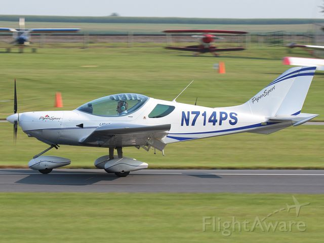 Piper PA-20 Pacer (N714PS) - N714PS