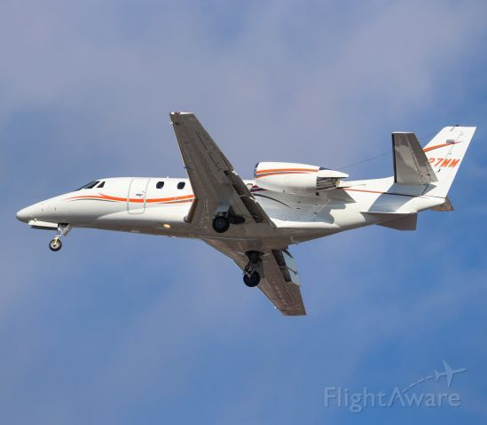 Cessna Citation Excel/XLS (N427MM)